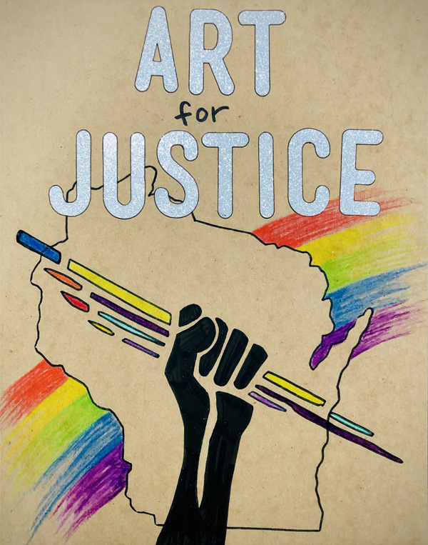 Justice Poster